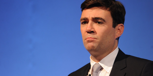 Shadow Secretary of State for Health Andy Burnham speaking during The Royal College of Midwives Annual Conference 2013 at the Telford International Centre, Telford.