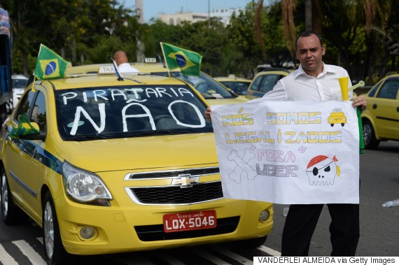 uber rio