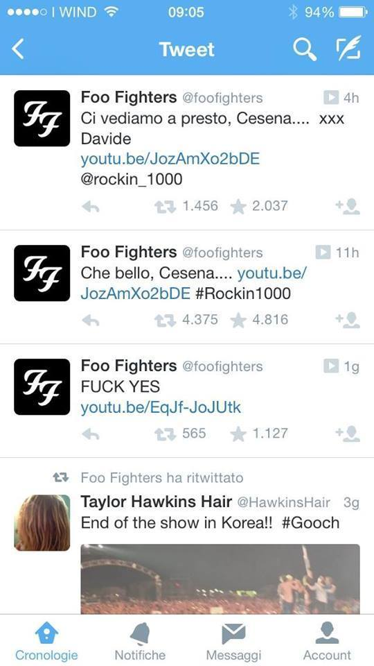 foof fight