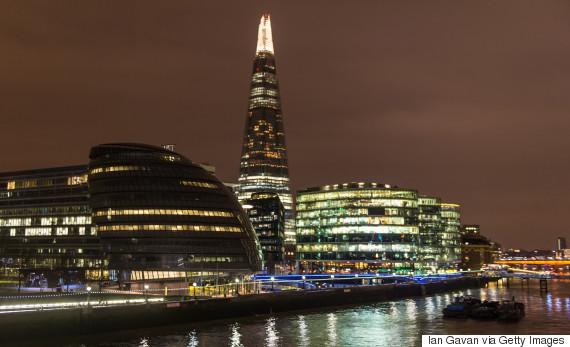 city hall london