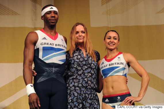 team gb stella mccartney
