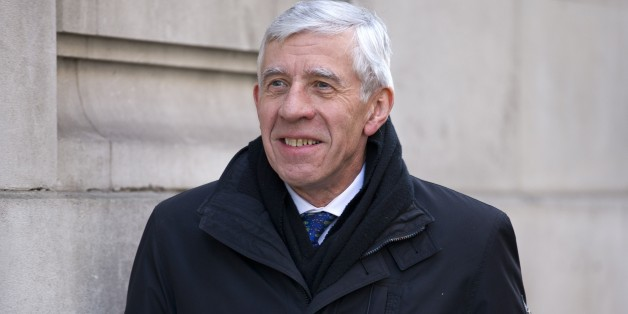 British member of parliament Jack Straw arrives at Millbank Studios to carry out interviews in London on February 23, 2015. Two British former foreign ministers faced claims on February 23 that they offered to use their positions to help a private company in return for cash following an undercover investigation. Jack Straw, who was Labour foreign secretary when Britain helped invade Iraq in 2003, and Malcolm Rifkind, a senior figure in Prime Minister David Cameron's Conservative party, were accused after a probe by the Daily Telegraph newspaper and Channel 4 television. AFP PHOTO/JUSTIN TALLIS        (Photo credit should read JUSTIN TALLIS/AFP/Getty Images)