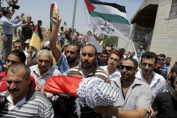 bebe palestinien
