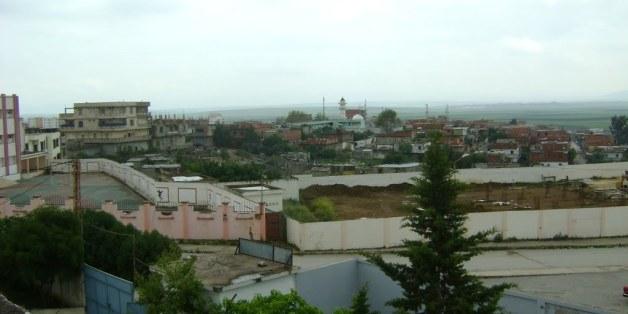 Une vue de la localité de Hdjar Eddiss, à Sidi Ammar, Annaba, où le drame s'est déroule