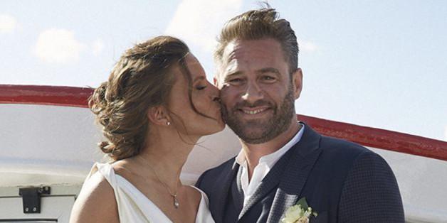 Der Sänger hat geheiratet
