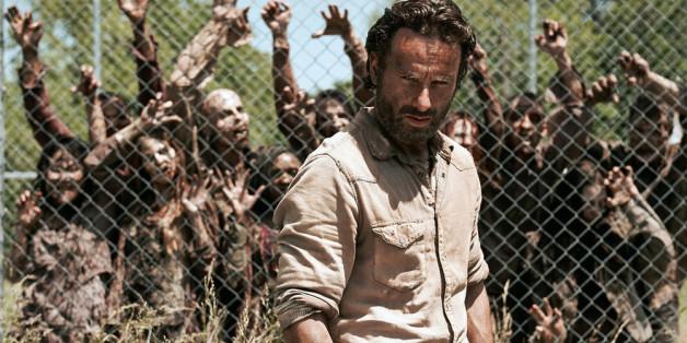 """Rick Grimes wird zumindest in den ersten Folgen von """"Fear The Walking Dead"""" nicht zu sehen sein"""
