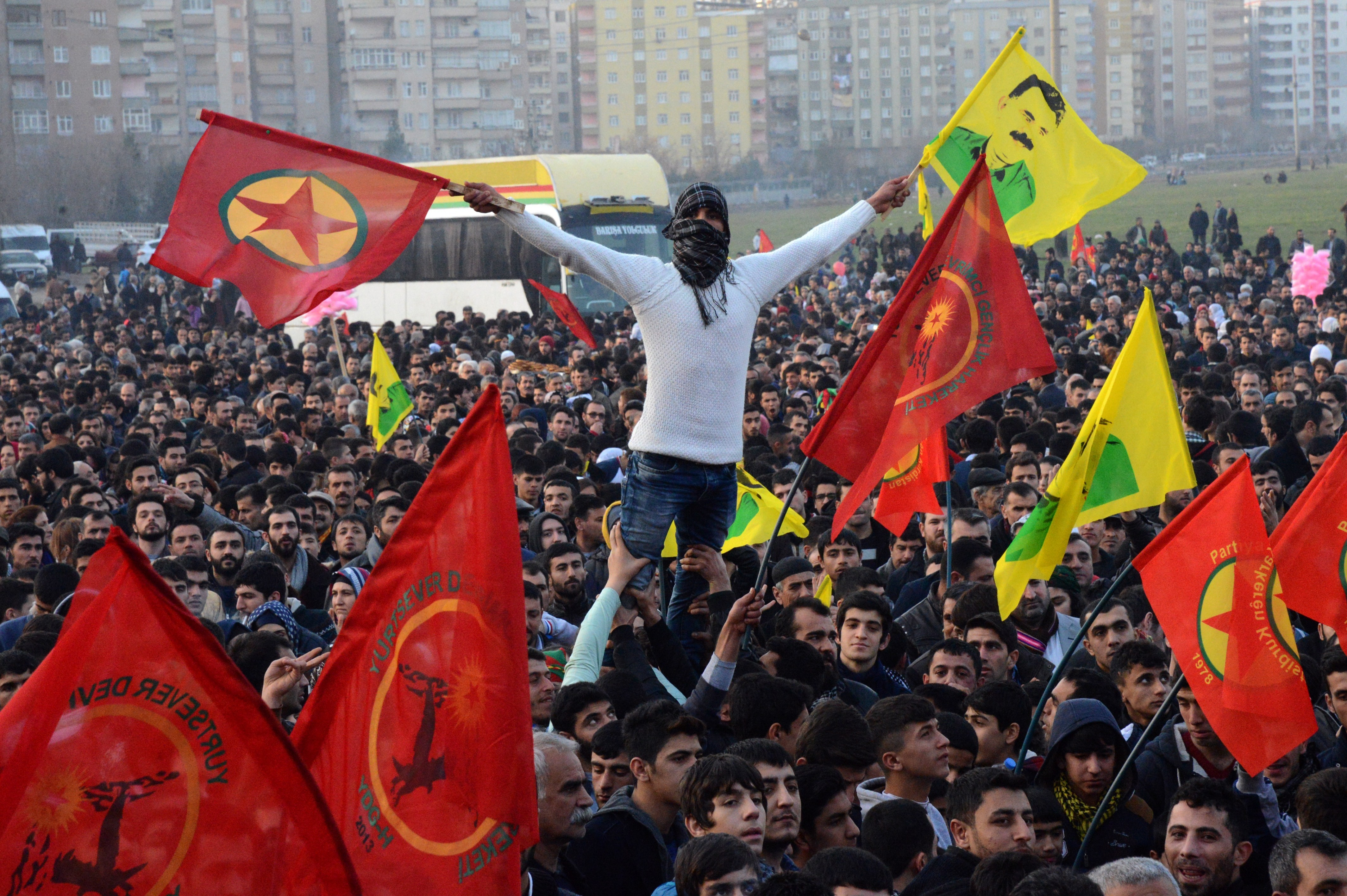 diyarbakir demonstration