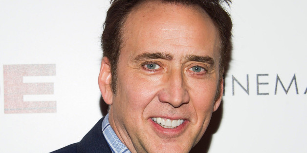 Das Luxusleben ist Geschichte: Nicolas Cage lebt inzwischen in einer einfachen Mietwohnung