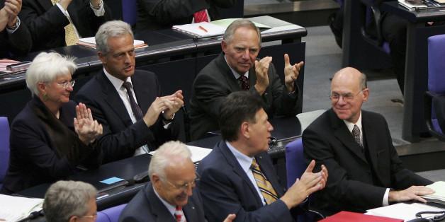 Norbert Lammert will den Bundestag nur alle fünf Jahre wählen lassen