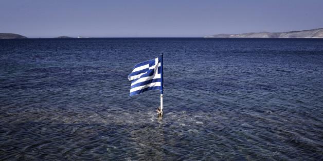 La bourse grecque est en forte chute.
