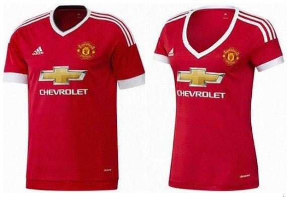 manchester united women replica kit