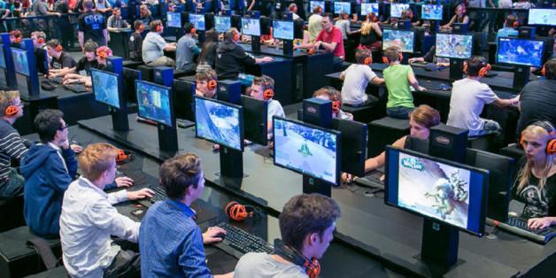 Die Gamescom steht in den Startlöchern