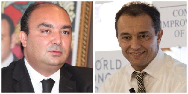 Ahmed Reda Chami et Moncef Belkhayat se clashent sur Twitter