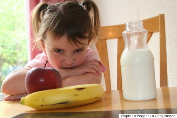 fussy eating children