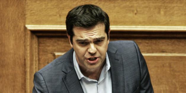 Die Lage für Alexis Tsipras wird immer ernster