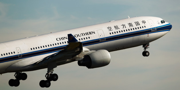 A China Southern Airlines flight is forced to make emergency landing after running out of fuel (File Image) Photographer: Brendon Thorne/Bloomberg via Getty Images