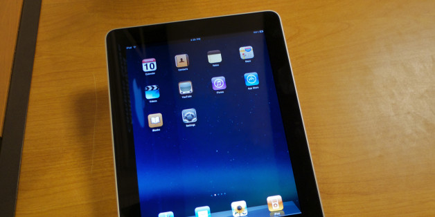 iPad Display Item