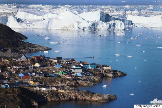 glaciers penguin
