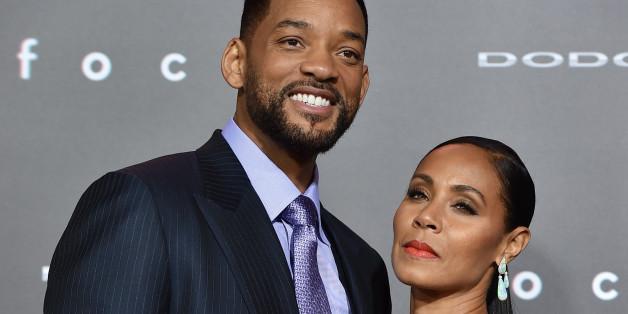 Will Smith und seine Frau Jada Pinkett Smith
