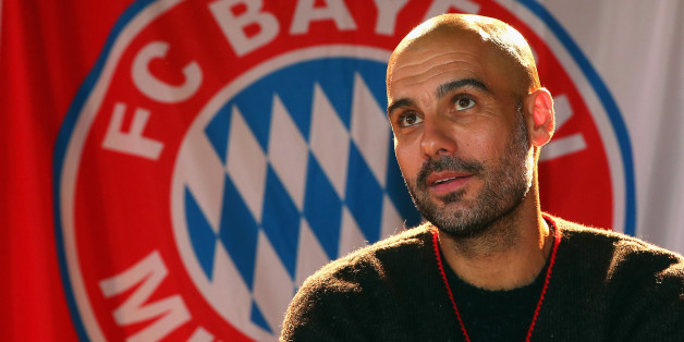 Bayern-Trainer Guardiola