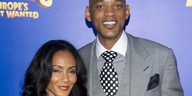 Seit 1997 verheiratet: Jada Pinkett Smith und Will Smith