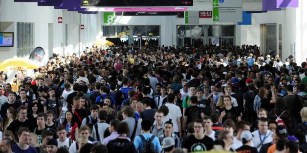 """So verrückt wird die diesjährige """"Gamescom"""""""