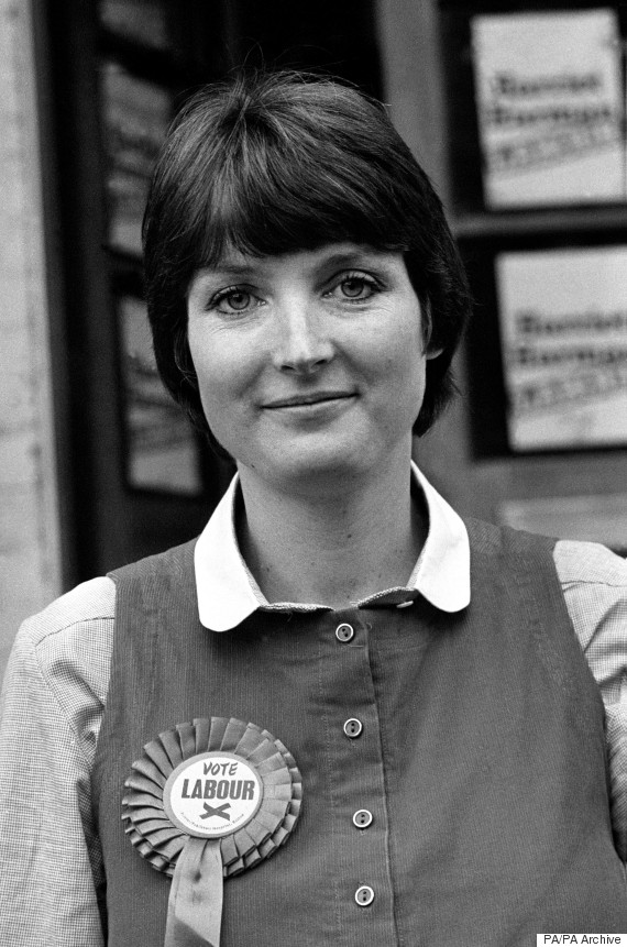 harriet harman 1982
