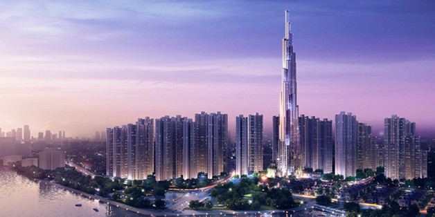 PHOTOS. La future plus haute tour du Vietnam, au design impressionant, mesurera 460 mètres