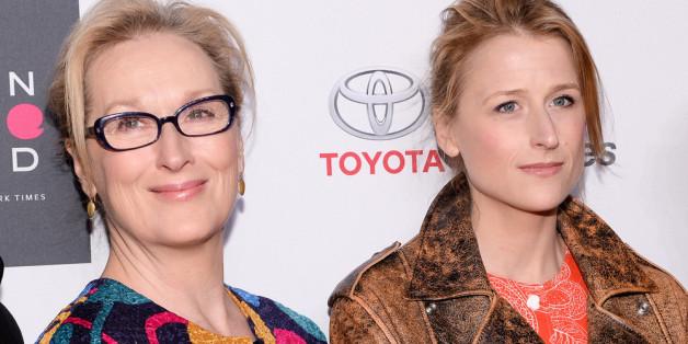 Meryl Streep (l.) und ihre Tochter Mamie Gummer verstehen sich nicht nur am Set prima