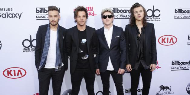 One Direction gehörten bei den diesjährigen Billboard Music Awards zu den Abräumern - der Ruhm scheint den Jungs ein bisschen zu Kopf zu steigen
