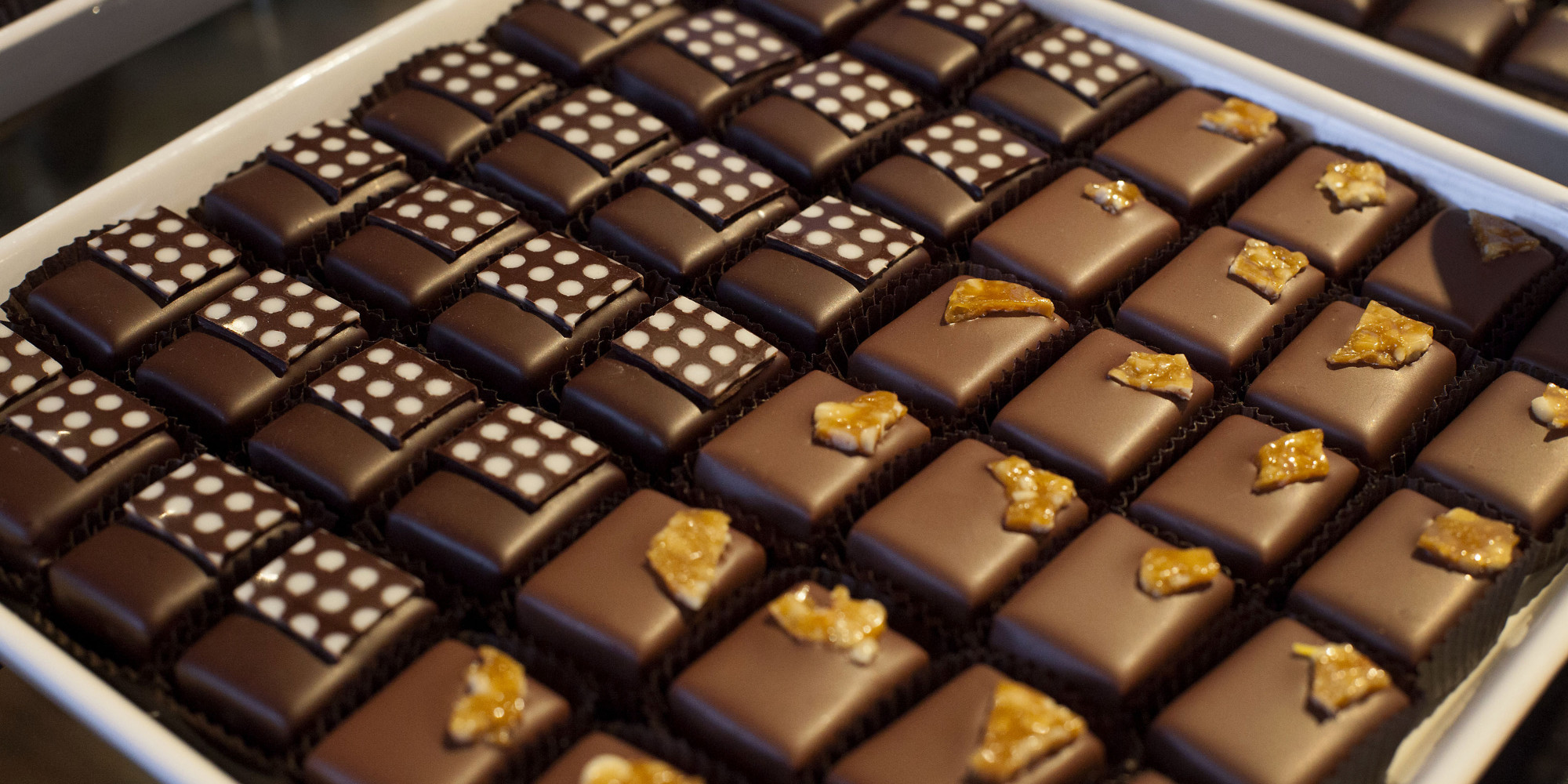 10 Ways Giving In To That Chocolate Craving Can Benefit ...