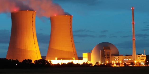 Das Atomkraftwerk Grohnde stand aufgrund der Hitze kurz vor der Abschaltung
