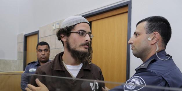 Après la mort d'un bébé palestinien, Meir Ettinger fait partie des extrémistes juifs arrêtés par les autorités israéliennes.