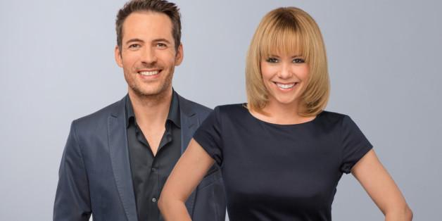 Die Partnersender ORF, ARD und SRF haben sich für Francine Jordi und Alexander Mazza als neue Moderatoren entschieden.