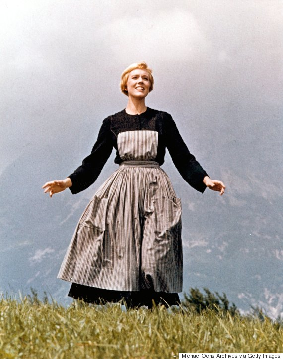 sound of music julie andrews