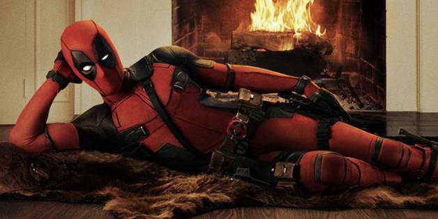 Deadpool (Ryan Reynolds) ist frech - und sexy