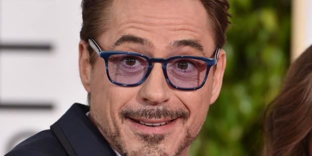 Er ist Hollywoods Top-Verdiener: Robert Downey Jr.