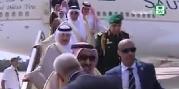 """Abdelilah Benkirane: """"Le roi Salmane a l'âge de mon père. Je lui dois respect et considération"""""""