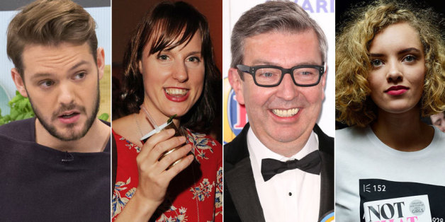 'Great British Bake Off' contestants