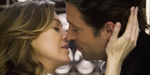 Eine große TV-Liebe: Meredith Grey (Ellen Pompeo) und Dr. Derek Shepherd aka McDreamy (Patrick Dempsey)