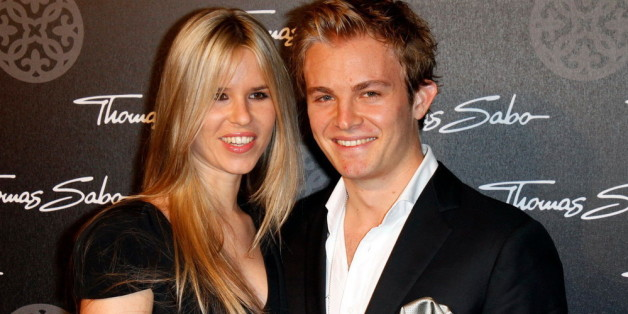 Vivian und Nico Rosberg werden bald Eltern