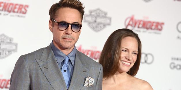 Inzwischen ist Robert Downey Jr. clean und glücklich mit Produzentin Susan Downey verheiratet