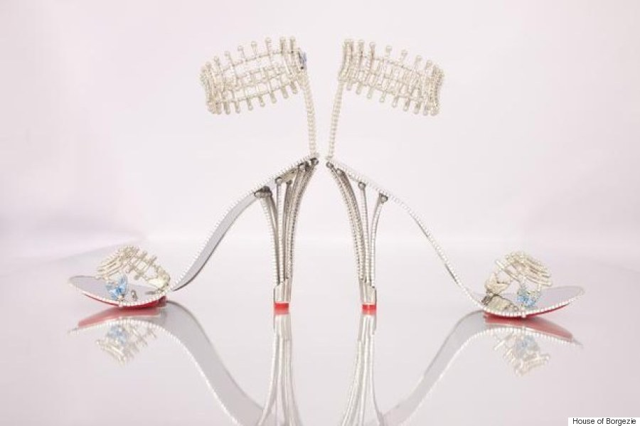beyonce heels