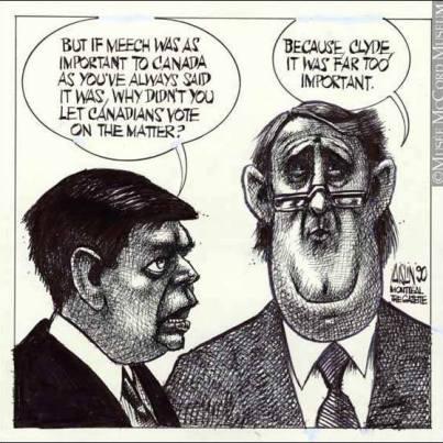 meech cartoon