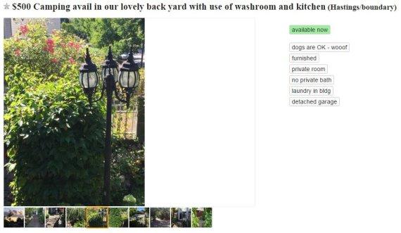 vancouver backyard ad