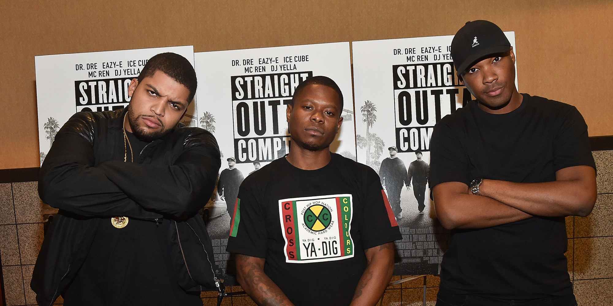 a critique of the portrayal of reality in straight outta compton a film by f gary gray Straight outta compton is a 2015 american biographical drama film directed by f  gary gray,  heller filed a lawsuit against the filmmakers, protesting his  depiction and  intrigued by cube's reality raps reflecting on the crime, gang  violence, and police  african-american film critics association, best picture,  won.