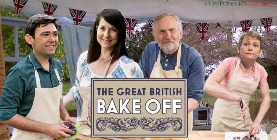 great british bake off labour leadership candidate