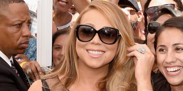 """Mariah Carey bekommt ihren Stern auf dem """"Walk of Fame"""""""