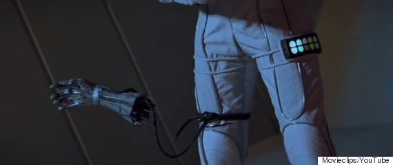 star trek neil armstrong puncture spacesuit