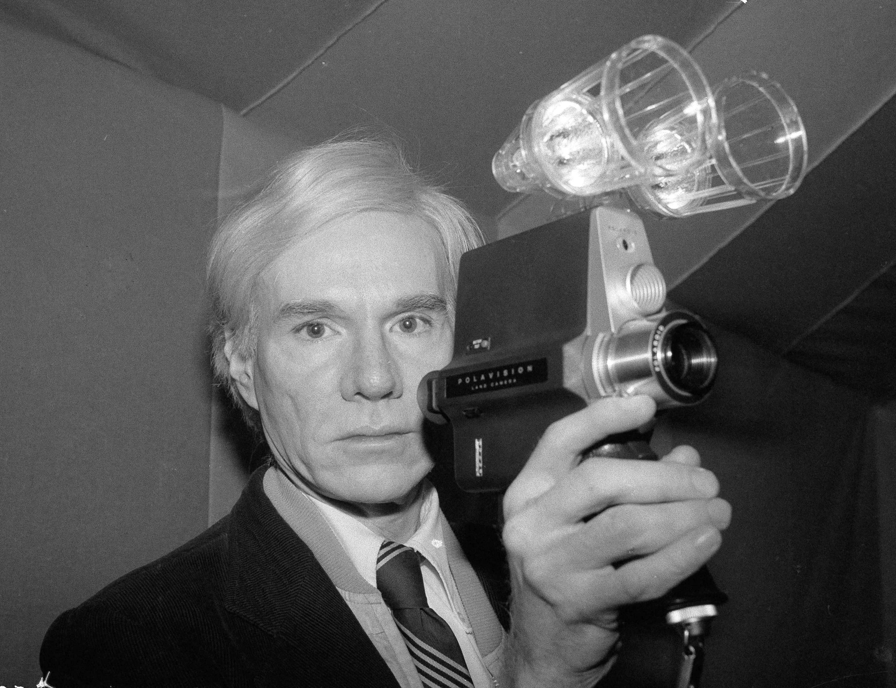 andy warhol aritst